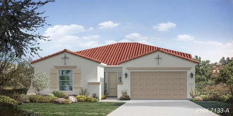 12444 w gilia way peoria az new home for sale