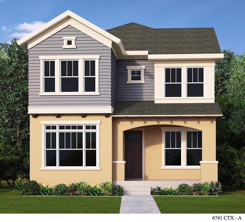Single Family for Sale at Mueller 37' Yard Homes - Gochman 1913 Zach Scott Street Austin, Texas 78723 United States