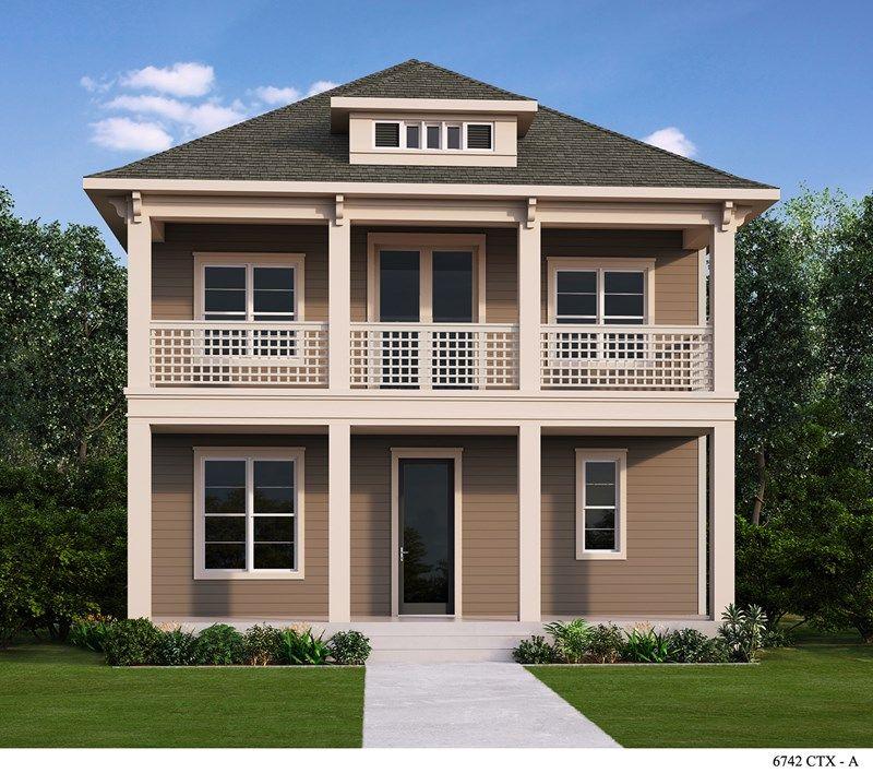 Single Family for Sale at Mueller 37' Yard Homes - Bellarmine 1913 Zach Scott Street Austin, Texas 78723 United States