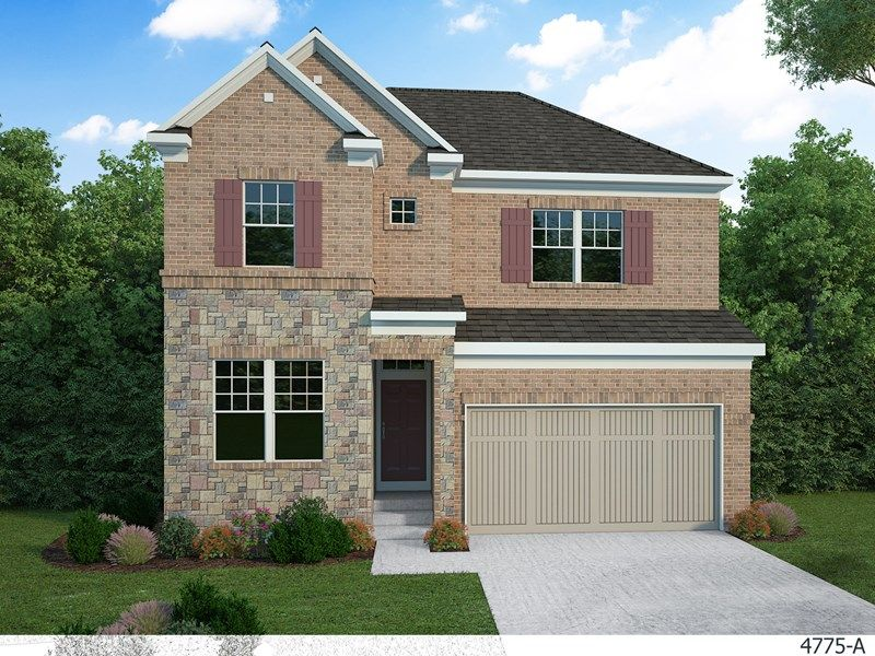 Single Family for Sale at The Reserve At Barrington - Maryville 1410 Somerset Place Barrington, Illinois 60010 United States
