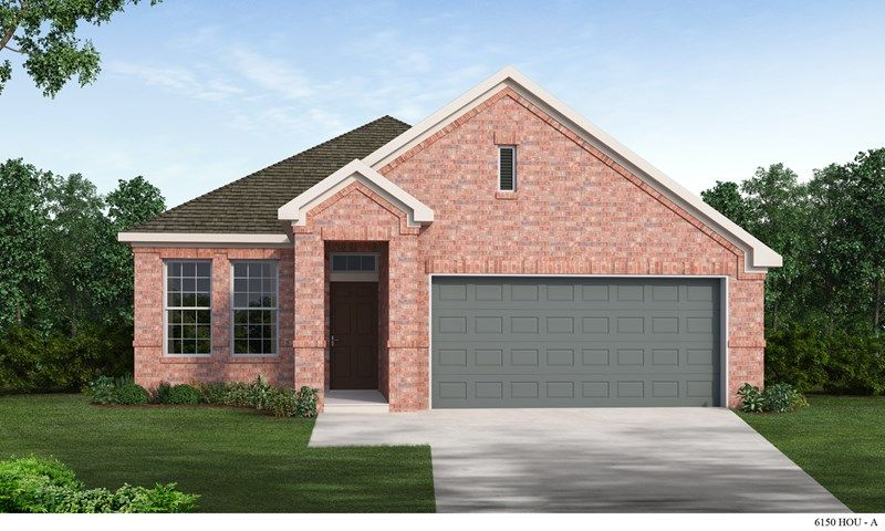 Single Family for Sale at Enclave At Castlebridge - Oakland 113 Saddle Drive Jersey Village, Texas 77065 United States