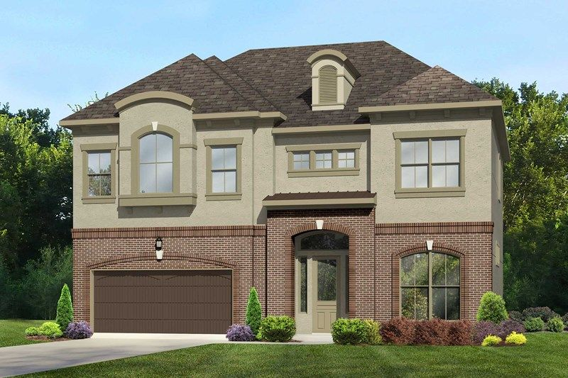 Single Family for Sale at Enclave At Willow Park - Estate Homes - Maida 10420 Mullins Drive Houston, Texas 77096 United States
