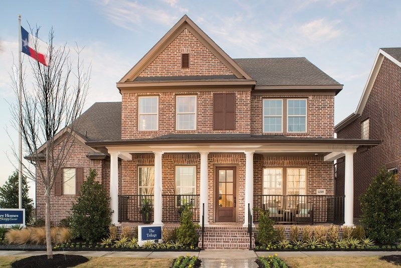 Single Family for Sale at Claybrooke 6306 Montgomery Dr Rowlett, Texas 75089 United States