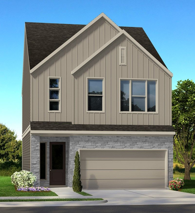 David Weekley Homes The Villas At Roanoke Trinity Green 1344682 San Antonio Tx New Home