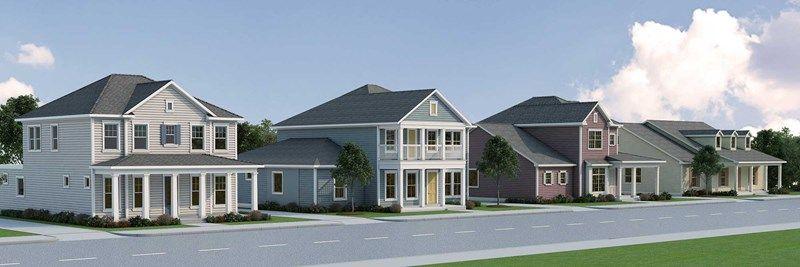 Single Family for Sale at Delbrook 335 Moonbeam Loop Oviedo, Florida 32765 United States