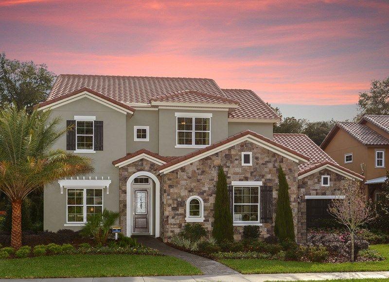 Single Familie für Verkauf beim Glenrock 609 Washington Oaks Ct Lake Mary, Florida 32746 United States