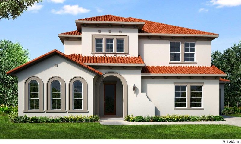 Single Family for Sale at Glenrock 612 Washington Oaks Ct Lake Mary, Florida 32746 United States