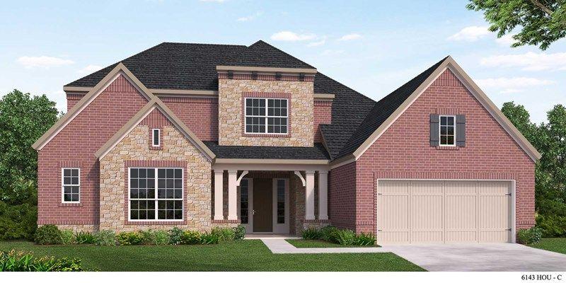 Single Family for Sale at Meridiana - Galileo Pointe - Wellington 10107 Hooke Drive Iowa Colony, Texas 77583 United States