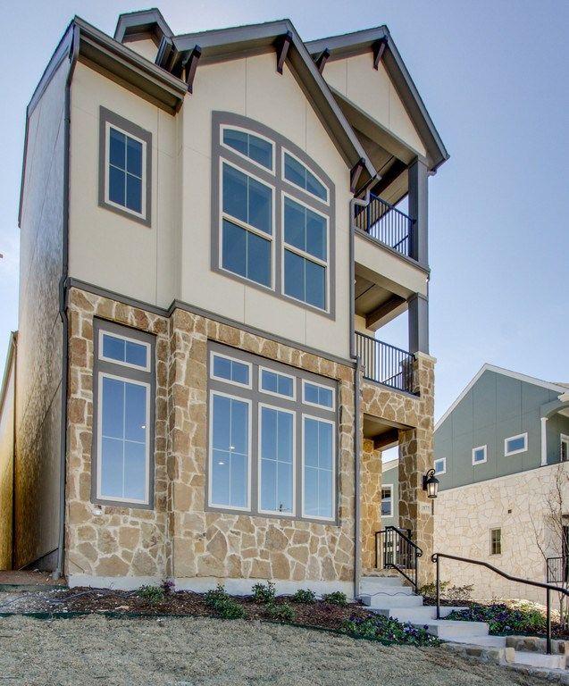 Single Family for Sale at Cordella 1877 Stevens Bluff Lane *** Dallas, Texas 75208 United States