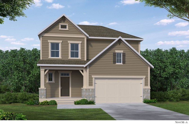 Single Family for Sale at The Reserve At Barrington - Greenhurst 1410 Somerset Place Barrington, Illinois 60010 United States