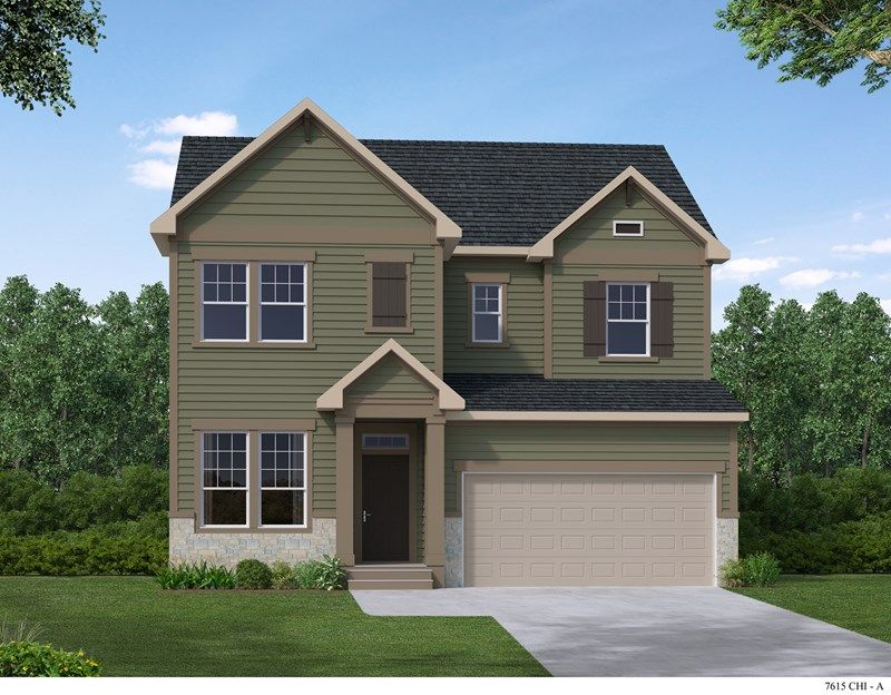 Single Family for Sale at The Reserve At Barrington - Kemper 1410 Somerset Place Barrington, Illinois 60010 United States