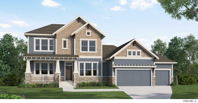 Single Family for Sale at Madison Estates - Ellerdale Hinsdale, Illinois 60521 United States