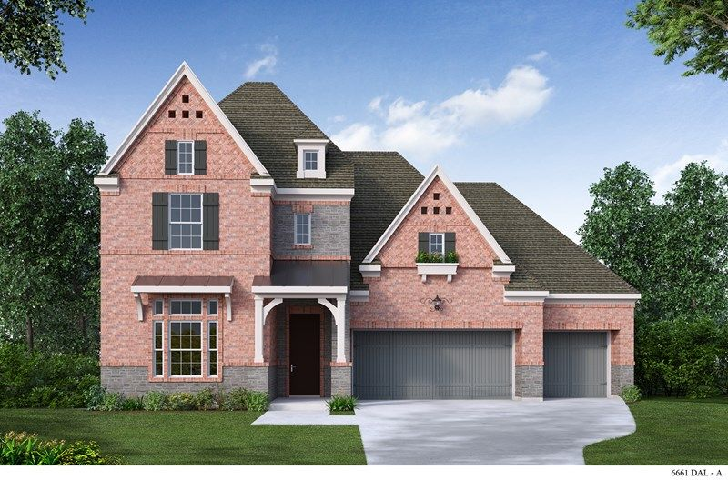 Single Family for Sale at Highland Court Executive - Ware 3158 Perth Drive Flower Mound, Texas 75028 United States