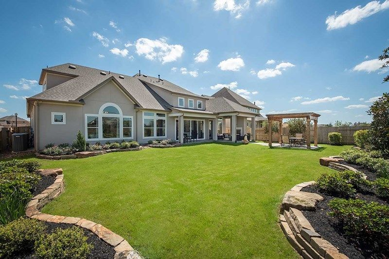 Cinco Ranch 80 New Homes In Katy TX By David Weekley Homes