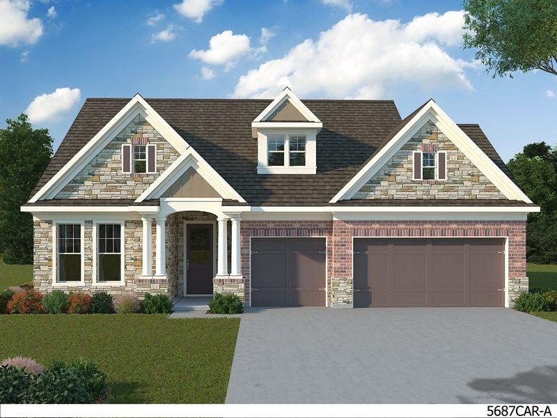 Single Family for Sale at Fullwood Station - Ashcroft 1121 S. Trade St. Matthews, North Carolina 28105 United States