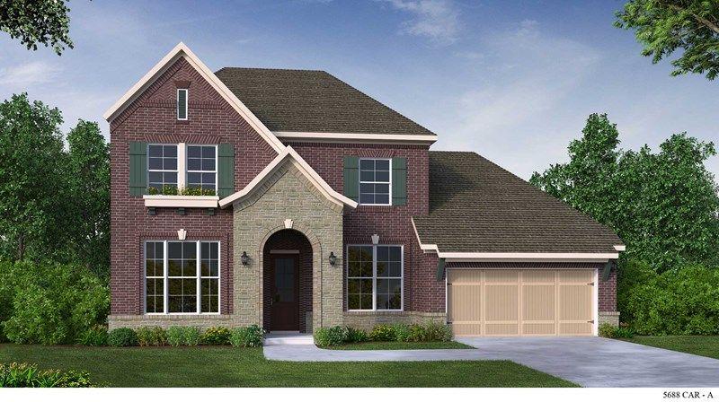 Single Family for Sale at Fullwood Station - Buchanan 1121 S. Trade St. Matthews, North Carolina 28105 United States