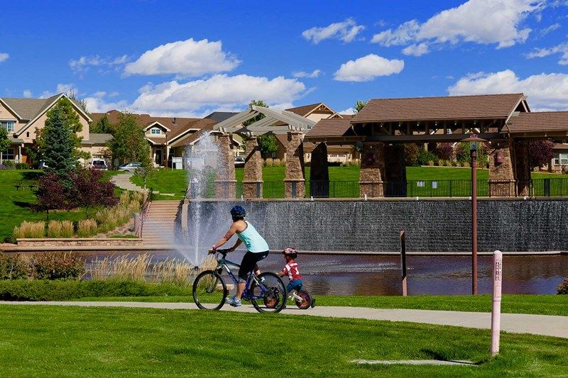 Single Family for Sale at Glisen 6370 Rowdy Drive Colorado Springs, Colorado 80924 United States