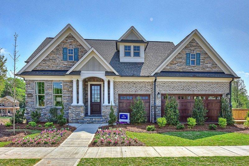 Single Family for Sale at Waltham 2019 Massy Clark Drive Matthews, North Carolina 28105 United States