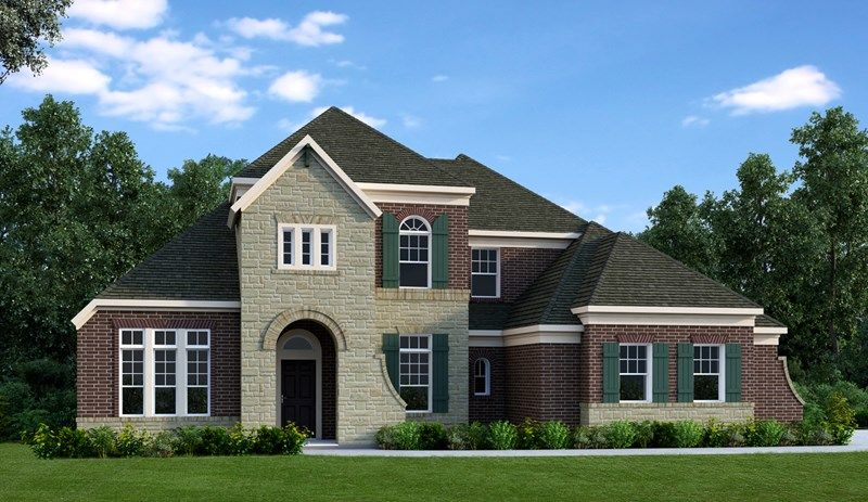 Unifamiliar por un Venta en Forest Grove - Hillsaide 3040 Haynes Drive Round Rock, Texas 78665 United States