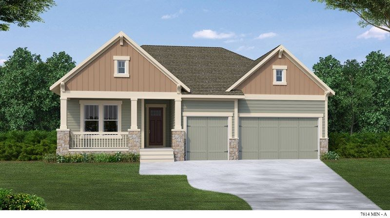 Single Family for Sale at The Pines At Elm Creek - Darlton 6040 Kimberly Lane North Plymouth, Minnesota 55446 United States