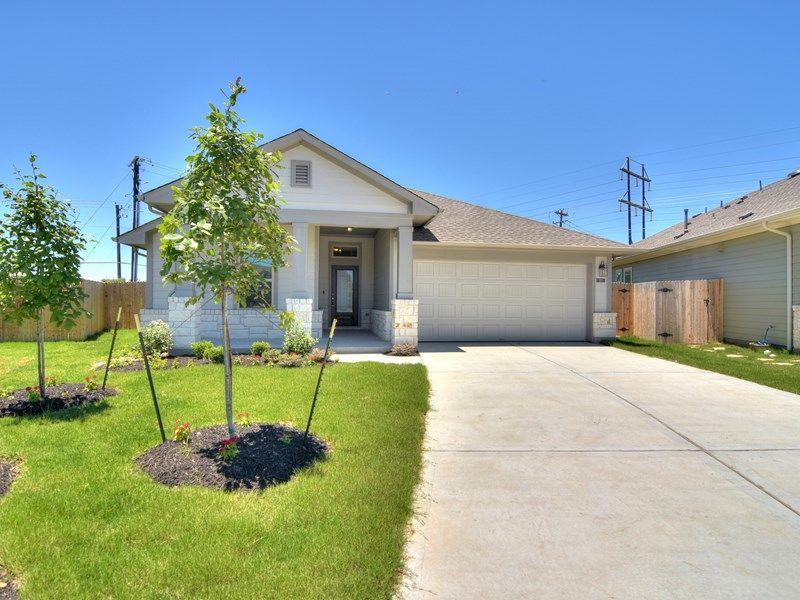 221 bridgestone way buda tx new home for sale
