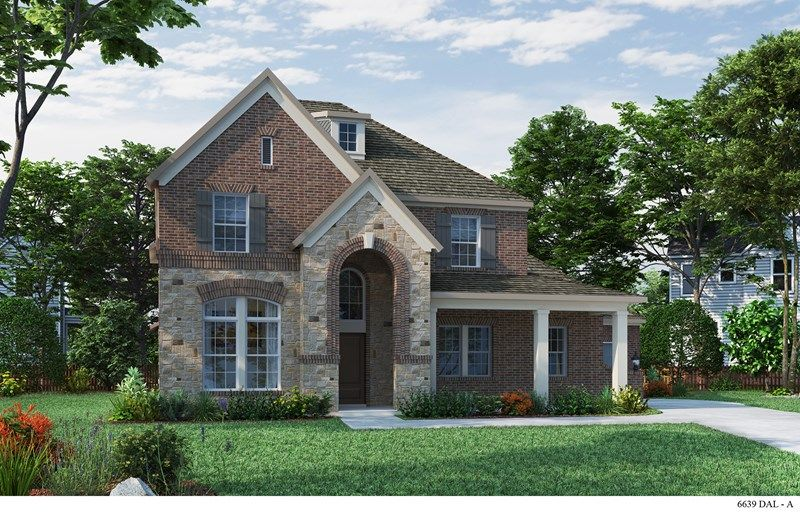 Single Family for Sale at South Pointe Manor Series - Banyon 3203 Carrington Mansfield, Texas 76063 United States