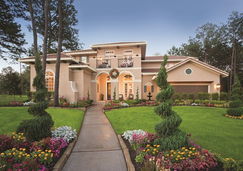 The Woodlands Liberty Branch 75 By David Weekley Homes