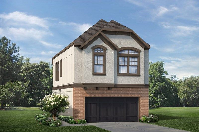 Single Family for Sale at Royal Oaks Square - City Homes - Spencer 11916 Wedemeyer Way Houston, Texas 77082 United States