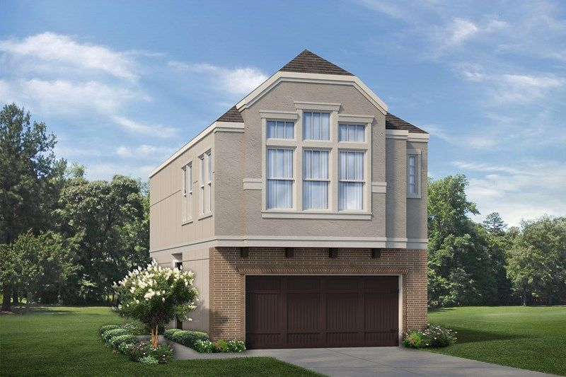 Single Family for Sale at Royal Oaks Square - City Homes - Mountainview 11916 Wedemeyer Way Houston, Texas 77082 United States