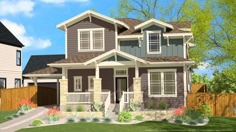 15 Margranita Crescent, Austin - Mueller, TX Homes & Land - Real Estate