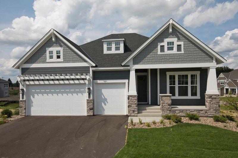 Single Family for Sale at Markwood 3081 Wild Flower Trail Medina, Minnesota 55340 United States