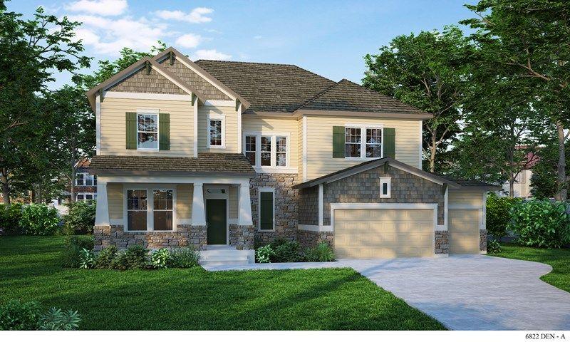 Single Family for Sale at Estates At Inspiration - Brooksdale 23451 East Rockinghorse Parkway Aurora, Colorado 80016 United States