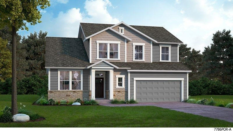 Single Family for Sale at Longbridge 717 S.E. 46th Court Hillsboro, Oregon 97123 United States