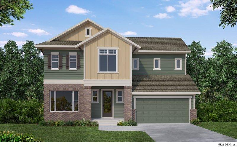 Additional photo for property listing at Aquamarine 6690 Mariposa Street Denver, Colorado 80221 United States