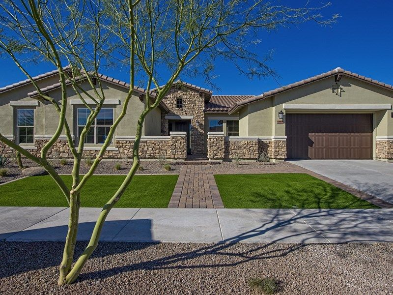 Single Family for Sale at Yucca 20938 W. Colina Court Buckeye, Arizona 85396 United States