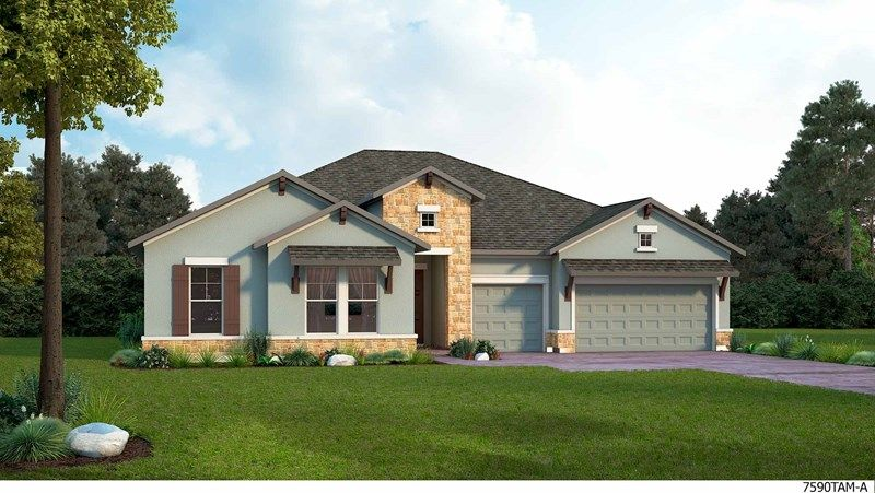 Single Family for Sale at Aberdeen Oaks - Cristelle 1446 Aberdeen Oaks Drive Dunedin, Florida 34698 United States