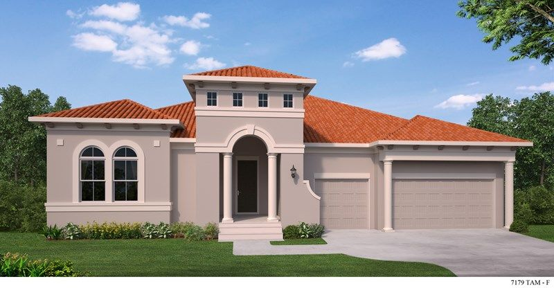 Single Family for Active at Aberdeen Oaks - Boulevard 1454 Aberdeen Oaks Dr. Dunedin, Florida 34698 United States
