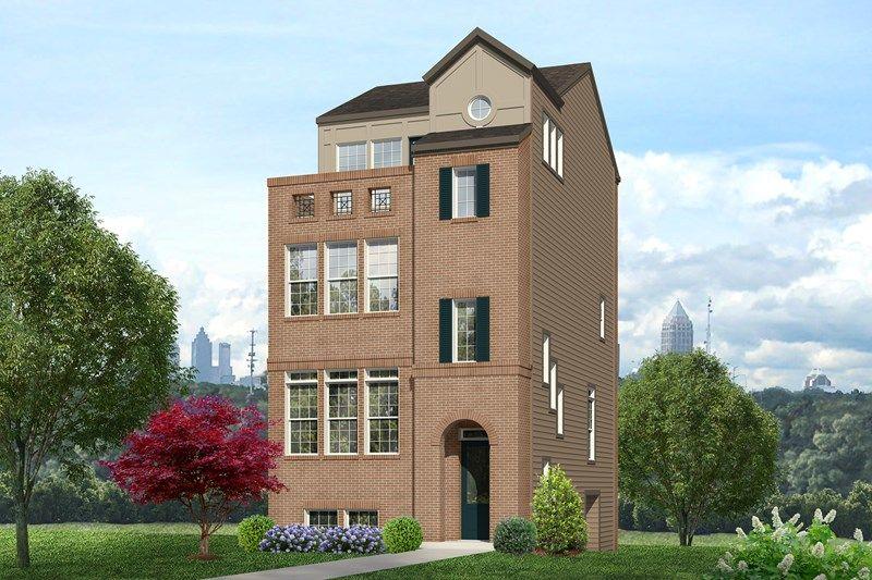 Ensam Familj för Försäljning vid Broadview Place Terrace - Parmani 690 Lindbergh Drive Atlanta, Georgia 30324 United States