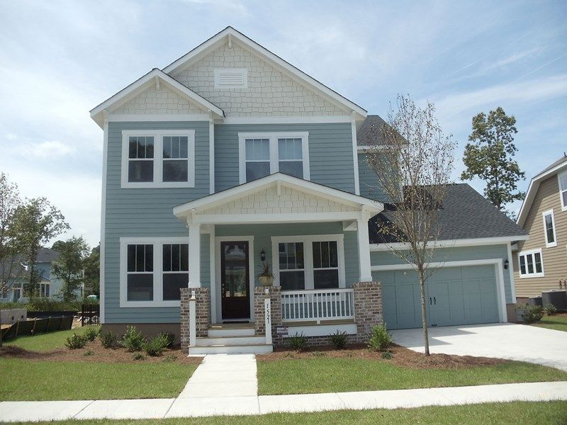 Single Family for Sale at Carolina Park - The Village - Fontenot 1546 Banning Street Mount Pleasant, South Carolina 29466 United States