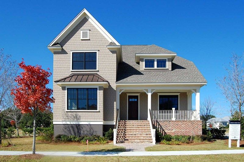 Single Family for Sale at Charleston Build On Your Lot - Executive Collection - Gibbes Mount Pleasant, South Carolina 29464 United States
