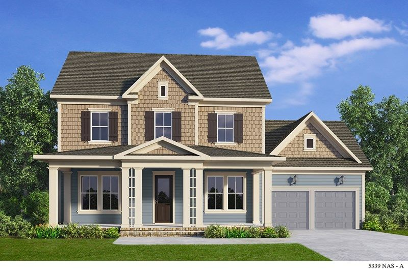 Single Family for Active at Durham Farms - Cottonwood Series - Kingsway 120 Championship Place Hendersonville, Tennessee 37075 United States
