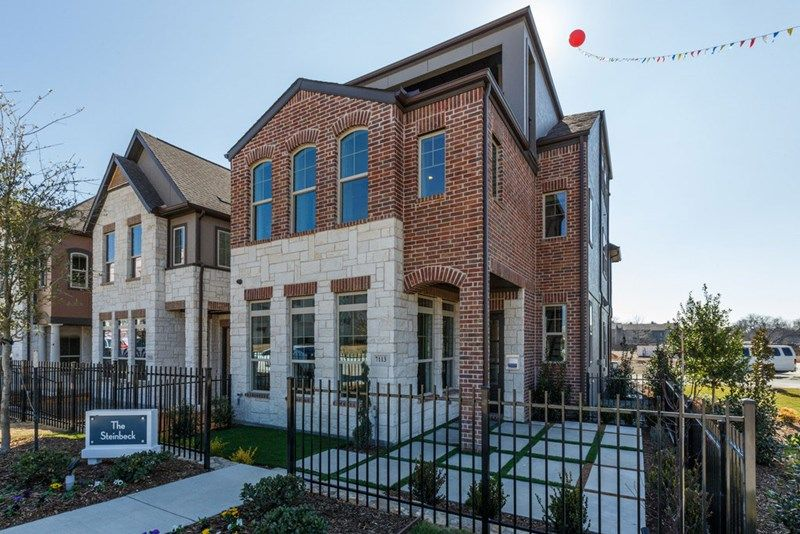 Single Family for Sale at Whitney 7079 Silverberry Street Dallas, Texas 75231 United States