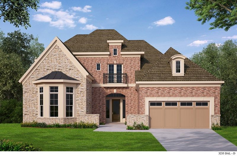 Single Family for Active at Fairway Ranch Executive - Gabriel 913 Fairway Ranch Parkway Roanoke, Texas 76262 United States
