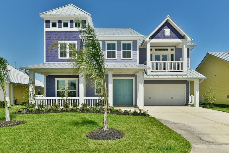 Single Family for Active at Oceanside - Model 5126 Allen Cay Drive Texas City, Texas 77590 United States