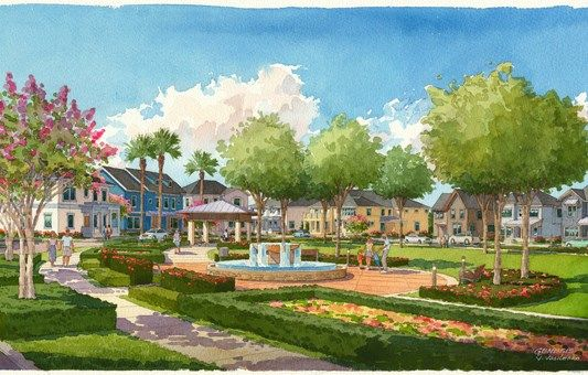 Photo of Laureate Park at Lake Nona - Garden Series in Orlando, FL 32827