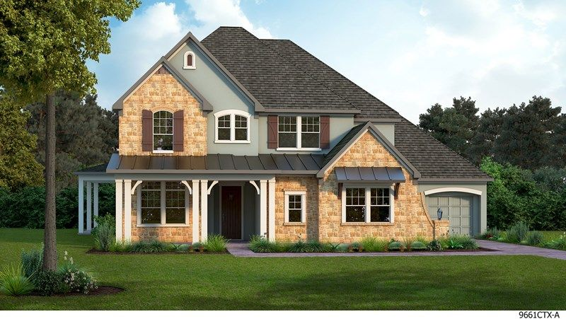 Single Family for Sale at Patterson Court - Bayhill 1000 Patterson Court Austin, Texas 78733 United States