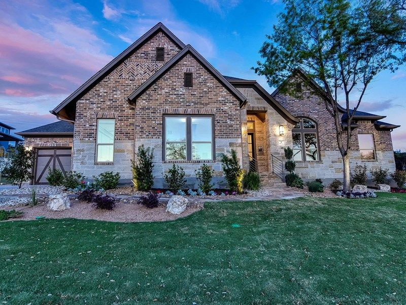 Single Family for Sale at Patterson Court - Anaheim 1000 Patterson Court Austin, Texas 78733 United States