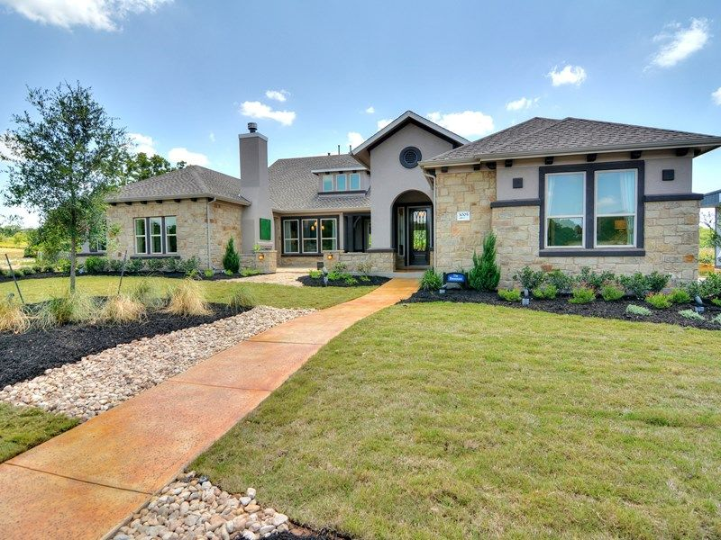 Single Family for Sale at Patterson Court - Brosnan 1000 Patterson Court Austin, Texas 78733 United States
