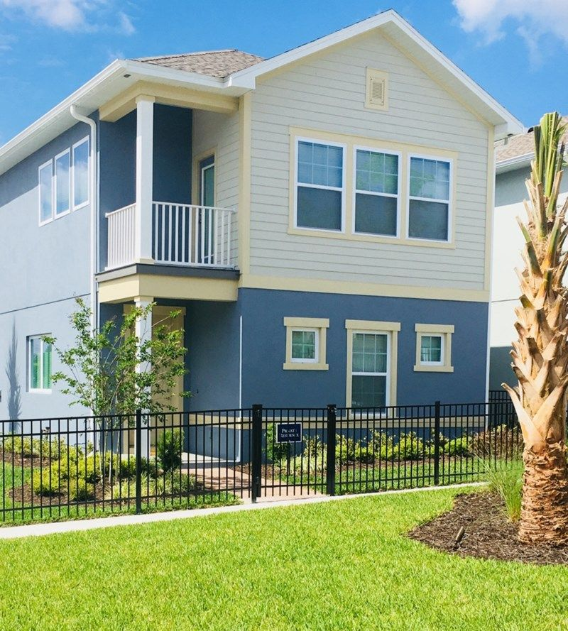 Cottage Series New Homes In Sanford FL By