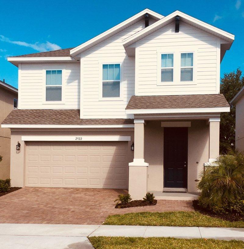Garden Series New Homes In Sanford FL By